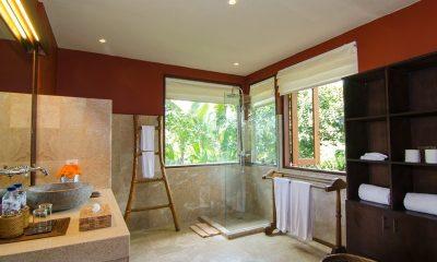 Atas Awan Villa Bathroom Two | Ubud, Bali