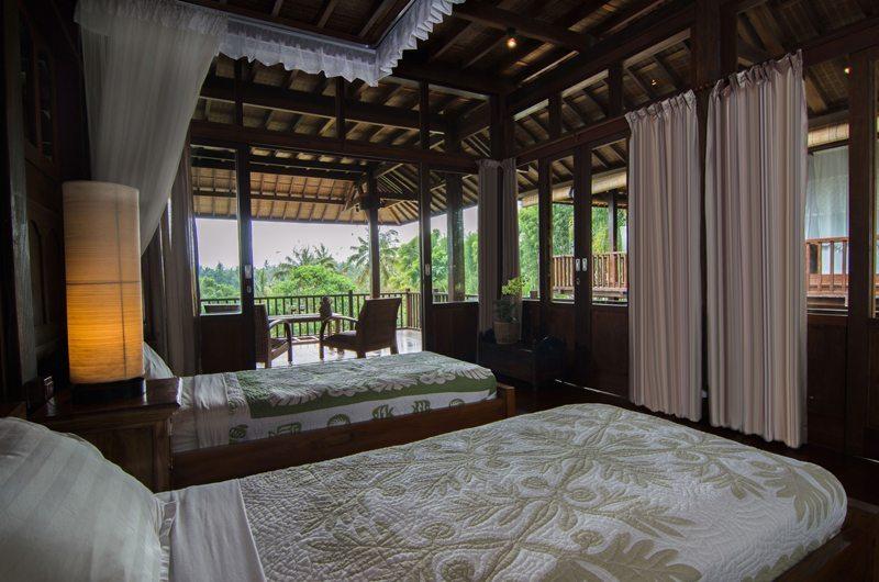 Atas Awan Villa Twin Bedroom | Ubud, Bali