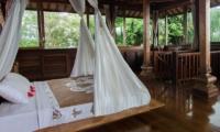Atas Awan Villa Bedroom View | Ubud, Bali