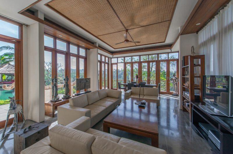 Awan Biru Villa Living Area | Ubud, Bali