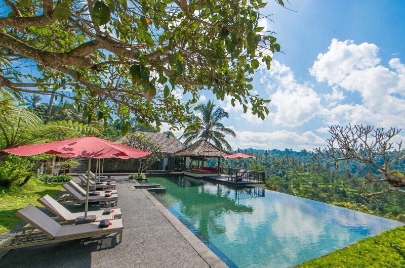 Awan Biru Villa Pool Side | Ubud, Bali