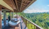 Awan Biru Villa Balcony | Ubud, Bali
