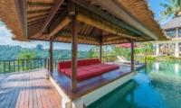 Awan Biru Villa Pool Bale | Ubud, Bali