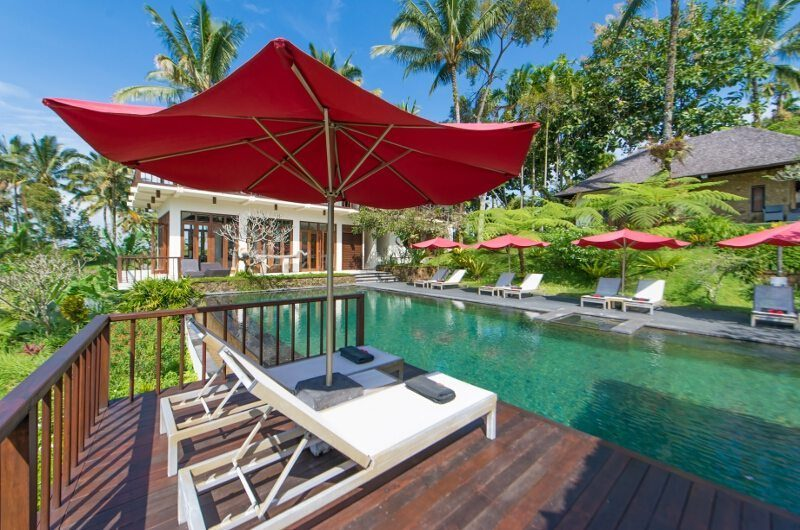 Awan Biru Villa Reclining Sun Loungers | Ubud, Bali