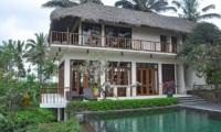 Awan Biru Villa Outdoor Area | Ubud, Bali