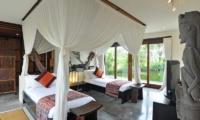 Awan Biru Villa Twin Bedroom | Ubud, Bali