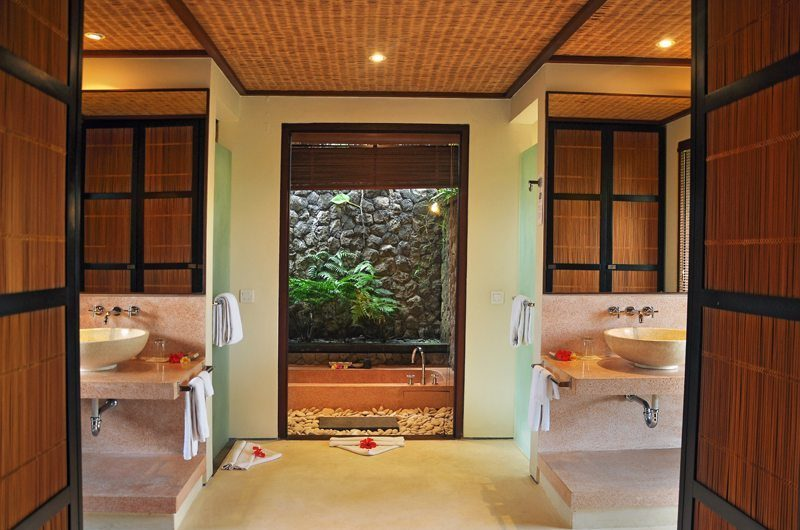 Awan Biru Villa En-suite Bathroom | Ubud, Bali