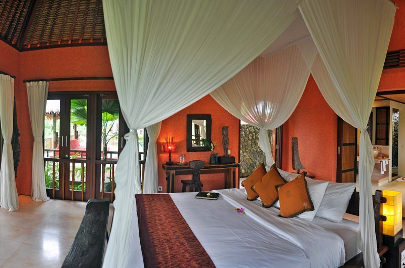 Awan Biru Villa Master Bedroom | Ubud, Bali
