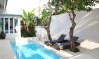 Santai Villa Sun Deck | Batubelig, Bali