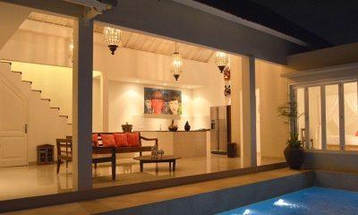 Santai Villa Pool View | Batubelig, Bali