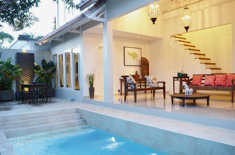 Santai Villa Pool Side | Batubelig, Bali