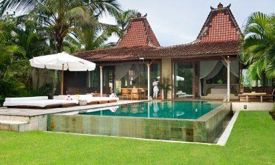 Shalimar Cantik Pool Side | Seseh-Tanah Lot, Bali