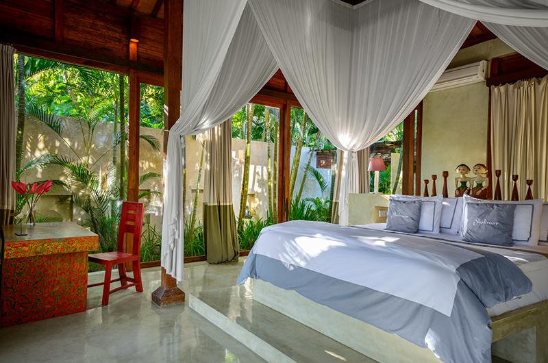 Shalimar Cantik Bedroom Area | Seseh, Bali