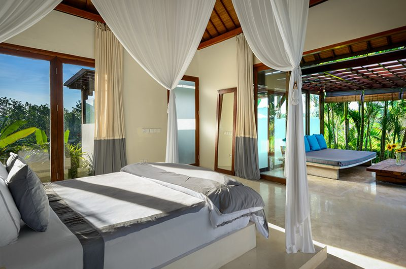 Shalimar Kalima Bedroom with Enclosed Bathroom | Seseh, Bali