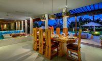 Shalimar Kalima Open Plan Dining Area | Seseh, Bali