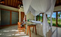 Shalimar Makanda Bedroom with Study Table | Seseh, Bali