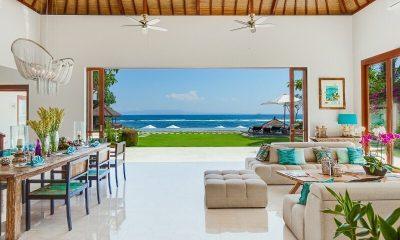 Tirtanila Dinning and Living Room | Candidasa, Bali