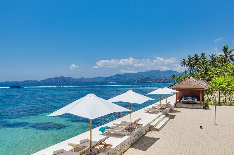 Tirta Nila Sun Decks | Candidasa, Bali
