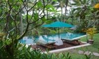 Villa Samaki Pool Deck | Ubud, Bali