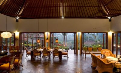 Villa Bayad Living Area   Ubud, Bali