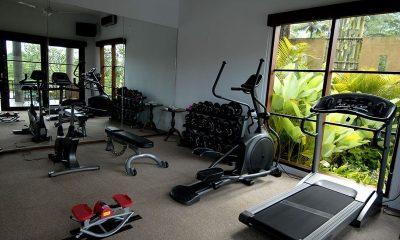 Villa Bayad Fully Equipped Gym   Ubud, Bali