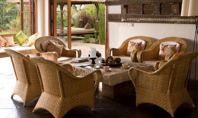 Villa Bayad Indoor Dining   Ubud, Bali