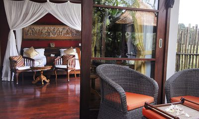 Villa Bayad Balcony   Ubud, Bali