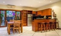 Villa Cemara Dining Room And Kitchen | Seminyak, Bali