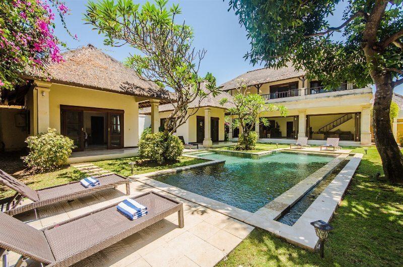 Villa Cemara Sun Deck | Seminyak, Bali