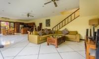 Villa Cemara Living Room | Seminyak, Bali