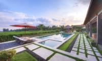 Villa Griya Aditi Bird's Eye View | Ubud, Bali