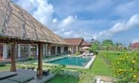 Villa Griya Aditi Sun Deck | Ubud, Bali