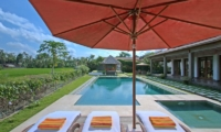 Villa Griya Aditi Reclining Sun Loungers | Ubud, Bali