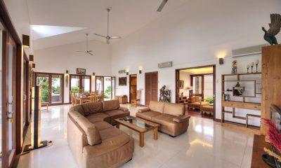 Villa Griya Aditi Living Area | Ubud, Bali