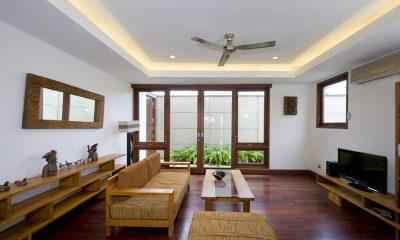Villa Griya Aditi Media Room | Ubud, Bali