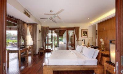 Villa Griya Aditi King Size Bed with View | Ubud, Bali
