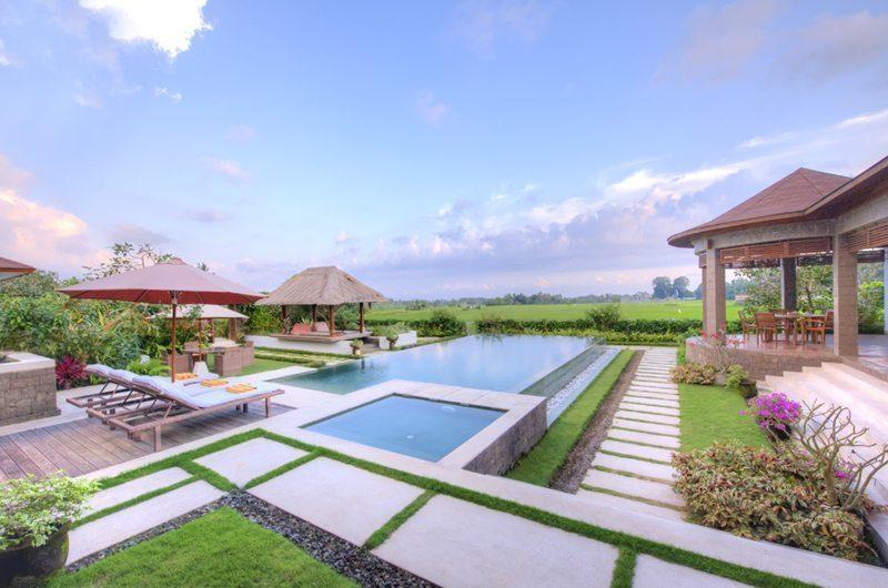 Villa Griya Atma Sun Beds   Ubud, Bali