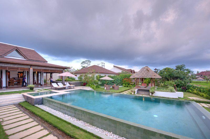 Villa Griya Atma Pool Side   Ubud, Bali