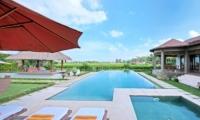 Villa Griya Atma Reclining Sun Loungers   Ubud, Bali