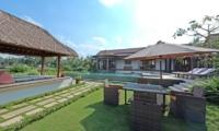 Villa Griya Atma Outdoor Seating Area   Ubud, Bali