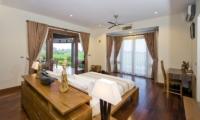 Villa Griya Atma Bedroom View   Ubud, Bali