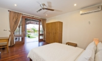 Villa Griya Atma Bedroom with View   Ubud, Bali