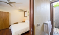 Villa Griya Atma Bedroom and En-suite Bathroom   Ubud, Bali