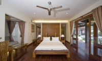 Villa Griya Atma Bedroom with Pool View   Ubud, Bali