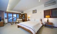 Villa Griya Atma Bedroom with Balcony   Ubud, Bali