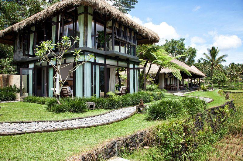 Villa Kelusa Entrance | Ubud, Bali