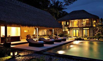 Villa Kelusa Reclining Sun Loungers | Ubud, Bali