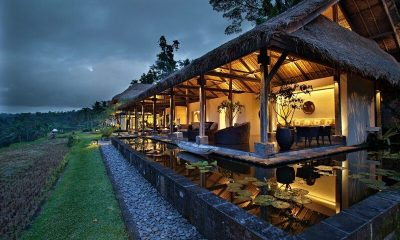 Villa Kelusa Outdoor Seating Area | Ubud, Bali