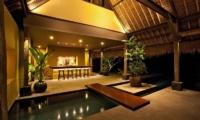 Villa Kelusa Night View | Ubud, Bali