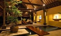 Villa Kelusa Open Plan Lounge Area | Ubud, Bali